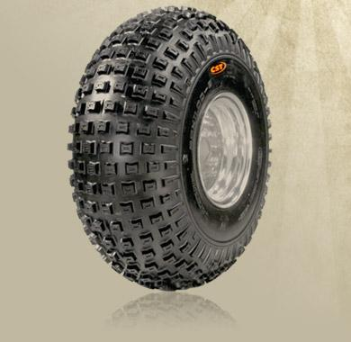 Dimple Knobby C-829 Tires