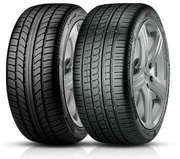 PZero Rosso Tires